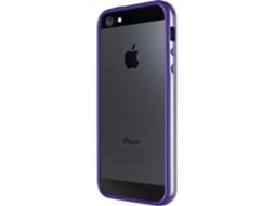 Capa ARTWIZZ Bumper Apple iPhone 5, 5s, SE Roxo — Compatibilidade: iPhone 5, 5s, SE