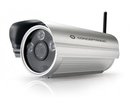 Câmara de Vigilância CONCEPTRONIC Cloud CIPCAM720ODWDR