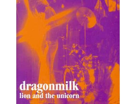 CD Dragonmilk - Lion And The Unicorn