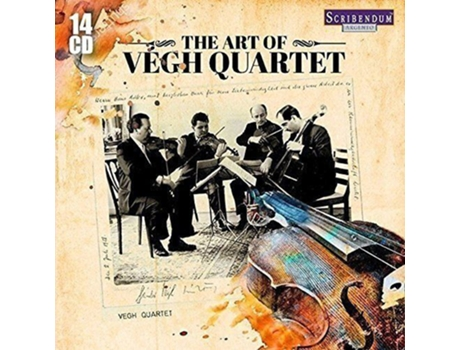 CD Vegh Quartet - The Art Of Vegh Quartet