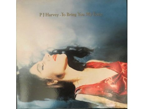 Vinil Pj Harvey: To Bring You My Love — Pop-Rock