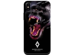 Capa MARCELO BURLON 3D Teukenk iPhone X, XS Multicor — Compatibilidade: iPhone X, XS