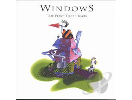 CD Windows  - The First Three Years