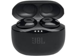 Auriculares Bluetooth True Wireless JBL Tune 120TWS (In Ear - Microfone - Preto)