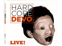 CD Devo - Hardcore Devo Live!