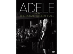DVD/CD Adele - Live At The Royal Albert (DGP) — Pop-Rock