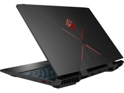 Portátil Gaming 15,6'' HP Omen 15-dc0015np — Intel Core i7-8750H | 16 GB | 1 TB HDD + 256 GB SSD | NVIDIA GeForce GTX 1060