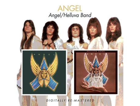 CD Angel  - Angel/Helluva Band