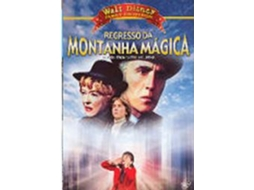DVD Regresso da Montanha Mágica Edição Especial — De: John Hough | Com: Bette Davis, Christopher Lee, Kim Richards