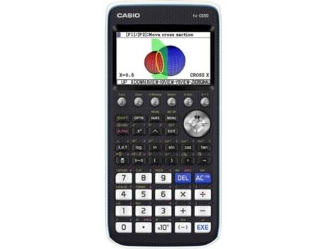 Calculadora Gráfica CASIO FX-CG50 | [6266269 ]