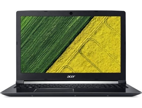 Portátil 15.6'' ACER A715-71G-779Z — Intel Core i7 | 16 GB | 256GB | NVIDIA GeForce GTX 1050