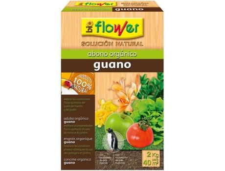 Adubo FLOWER Guano (2 kg)