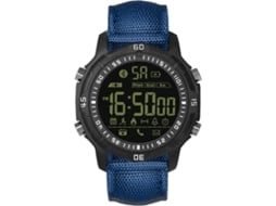 Smartwatch ZEBLAZE Vibe II Azul — Android e iOS / 290 mAh / Bluetooth 4.0