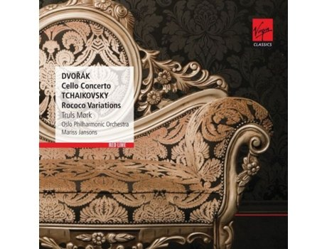 CD Truls Mørk . - Oslo Philharmonic Orchestra .