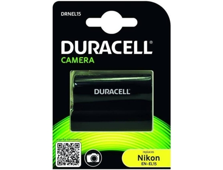 Bateria DURACELL Nikon EN-EL15
