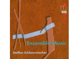 CD Steffen Schleiermacher - Ensemble Music