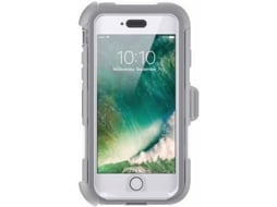 Capa GRIFFIN  Summit iPhone 7 Grey/White — Compatibilidade: iPhone 7