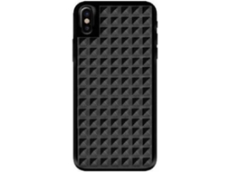 Capa BENJAMINS Studs Iph8/7/6 Plus Black — Compatibilidade: iPhone 6s, 6 Plus, 7 e 8