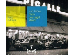 CD Earl Hines - Paris One Night Stand — Pop-Rock