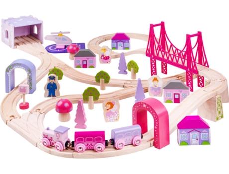 Brinquedo BIGJIGS RAIL BJT023