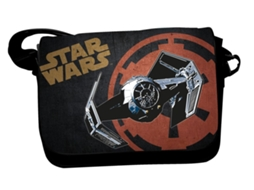 Mala STAR WARS Tie Advanced — Altura: 30 cm