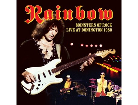 CD/DVD Rainbow - Monsters Of Rock Live at Donington — Pop-Rock