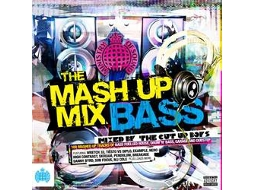 CD The Cut Up Boys - The Mash Up Mix Bass