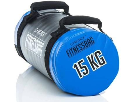 GYMSTICK - Saco de Pesos GYMSTICK (15 kg - 58x24x24cm - PVC)