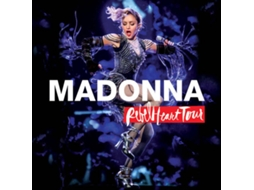 CD+DVD Madonna - Rebel Heart Tour — Pop-Rock