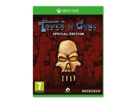 Jogo Xbox One Tower of Guns: Special  Edition (M7 - FPS)