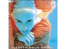 CD Moby - Everything Is Wrong