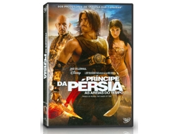 DVD Príncipe da Pérsia - As Areias do Tempo