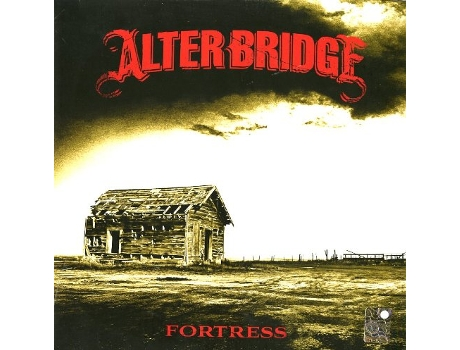 Vinil Alter Bridge - Fortress — Metal / Hard