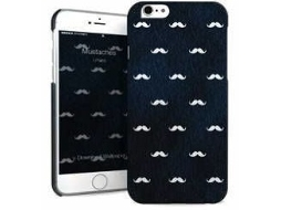 Capa I-PAINT Hard iPhone 7 Moustaches — Capa / iPhone 8 / iPhone 7