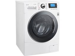 d9d39bfd5 Máquina de Lavar e Secar Roupa LG TwinWash FH695BDH2N (8 12 kg - 1600 rpm -  Branco)