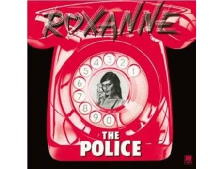 Vinil Single The Police - Roxanne / Peanuts — Pop-Rock