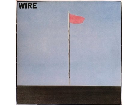 Vinil Wire - Pink Flag