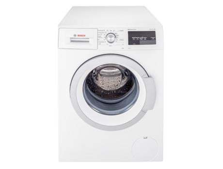 66babe42a Máquina de Lavar Roupa BOSCH WAT24360ES (9 kg - 1200 rpm - Branco ...