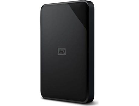 Disco HDD Externo WESTERN DIGITAL Elements SE (Preto - 1 TB - USB 3.0) | [6388508 ]