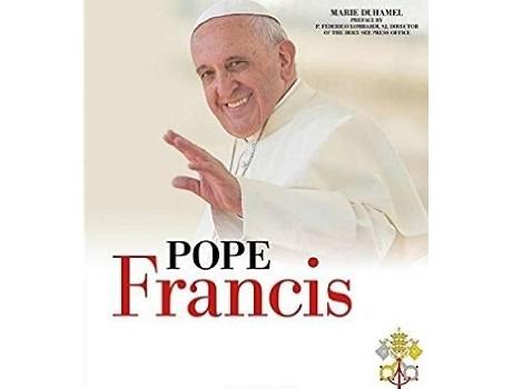 Marca do fabricante - Livro Pope Francis: The Story Of The Holy Father de Marie Duhamel