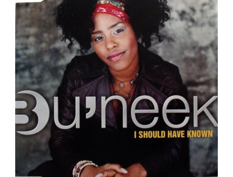 CD Bu'neek - I Should Have Known