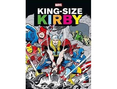 PANINI / MARVEL - Livro King-Size Kirby de Jack Kirby (Espanhol)