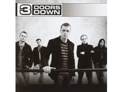 CD 3 Doors Down - 3 Doors Down — Pop-Rock