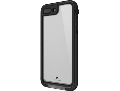 Capa BLACK ROCK Hero iPhone 7 Plus, 8 Plus Preto — Compatibilidade: iPhone 6 Plus, 6s Plus, 7 Plus, 8 Plus