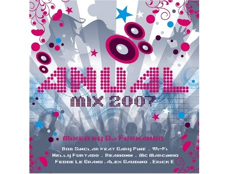 CDAnual Mix 2007 - Mixed By Dj Fernando — House / Electrónica