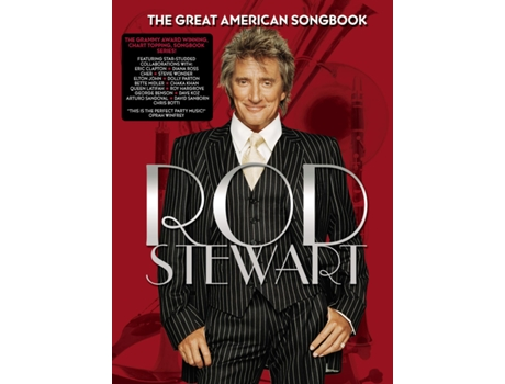 CD Rod Stewart - The Great American Songbook Box Set — Pop-Rock