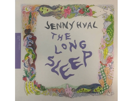 Vinil Jenny Hval - The Long Shadow Of The Paper Tiger (1CDs)