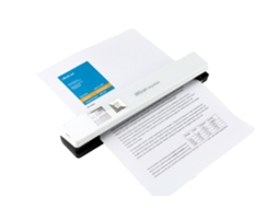 Scanner IRIS Anywhere 5 White — Scanner Portátil