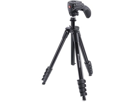 TRÍPODE MANFROTTO COMPACT ACTION | [5559830 ]