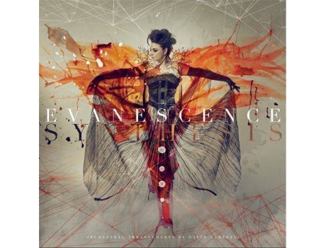Vinil LP + CD Evanescence - Synthesis — Pop-Rock